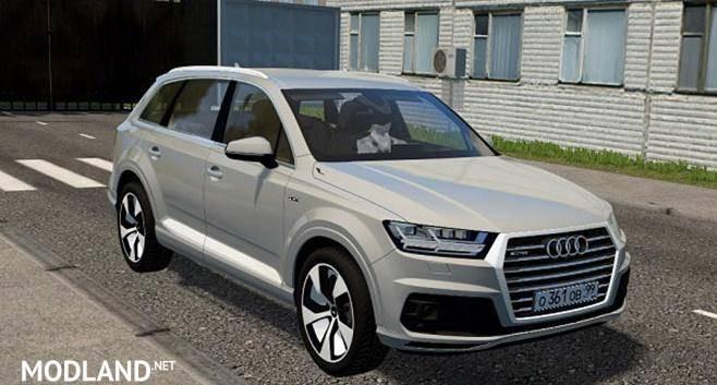 Audi Q7 (2016) [1.5.9]